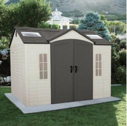 Lifetime 10'x 8' Storage Shed Side Entry with Windows