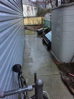 Rubbermaid Large 2-Dr Vertical Storage Garden Shed 52-Cu Ft