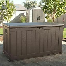 Lifetime 60089 Deck Storage Box, 116 gallon