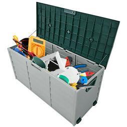 79 gallon 44 deck storage box outdoor
