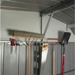 Arrow Shed TH100 Tool Hanging Rack