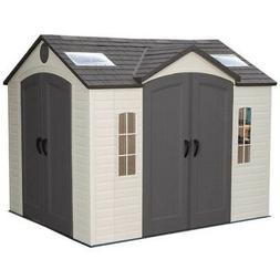 Brighton 8 X 10 Side Entry Outdoor Garden And Storage Shed B