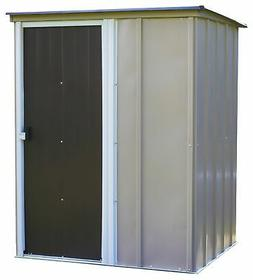 Arrow Shed BW54-A Brentwood 5-Feet by 4-Feet Steel Storage S
