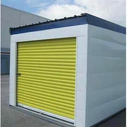 Commercial Outdoor Storage Unit Building Shed - 8'x10', 8'x1