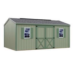 Best Barns Cypress 10 ft. x 16 ft. Storage Shed Kit
