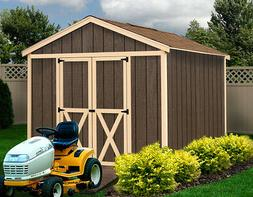 Best Barns Danbury 8' x 12' Shed Kit with Floor Kit