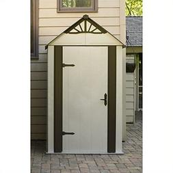 Arrow Shed Designer Series 4 x 2 ft. Metro Shed