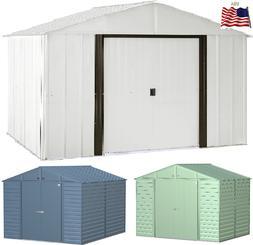 🎪 New Arrow Galvanized Steel Outdoor Housing Storage Gard