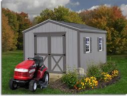 Best Barns Elm 10x12 Wood Storage Shed Kit - ALL Pre-Cut
