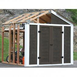 Shelter It EZ Framer 7' x 8' Shed Framing Kit 7'L x 8'W x 8'