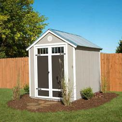 Garden 6 ft. X 8 ft. Wood Storage Shed