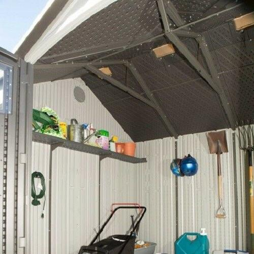 Lifetime Outdoor Shed