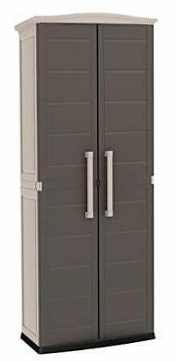 Tall Outdoor Storage Shed