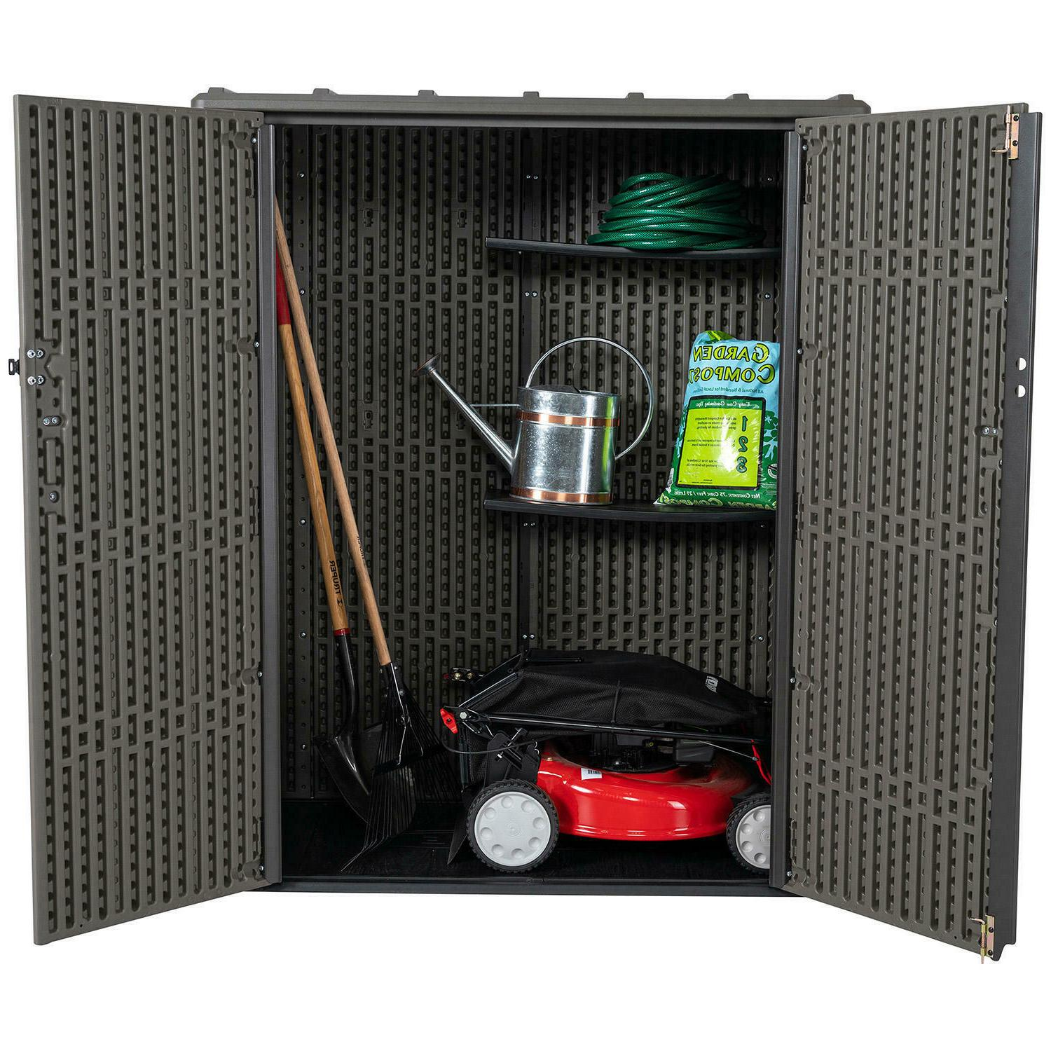 Lifetime Vertical Shed FREE SHIPPING