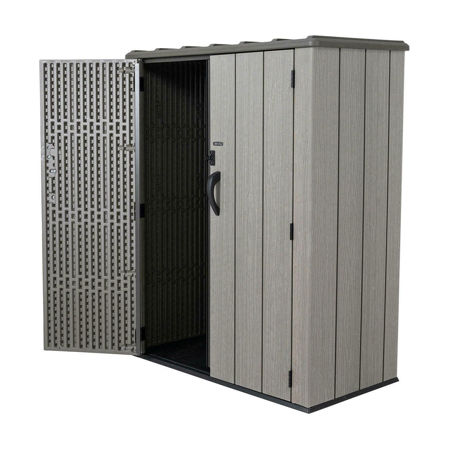 Lifetime Cubic Vertical Shed SHIPPING
