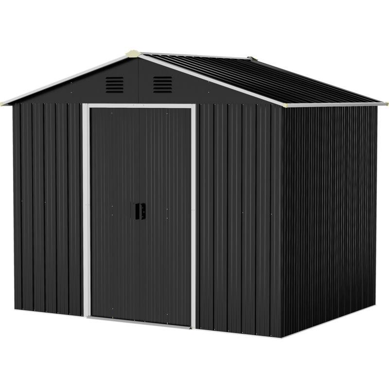 YITAHOME Storage Shed Utility House
