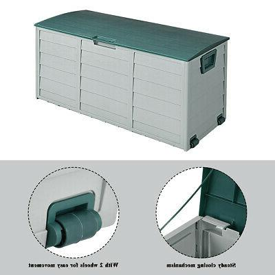 """79 44"""" Storage Patio Garage Shed Container"""