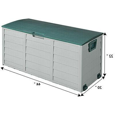 """79 44"""" Deck Garage Shed Tool Bench Container"""