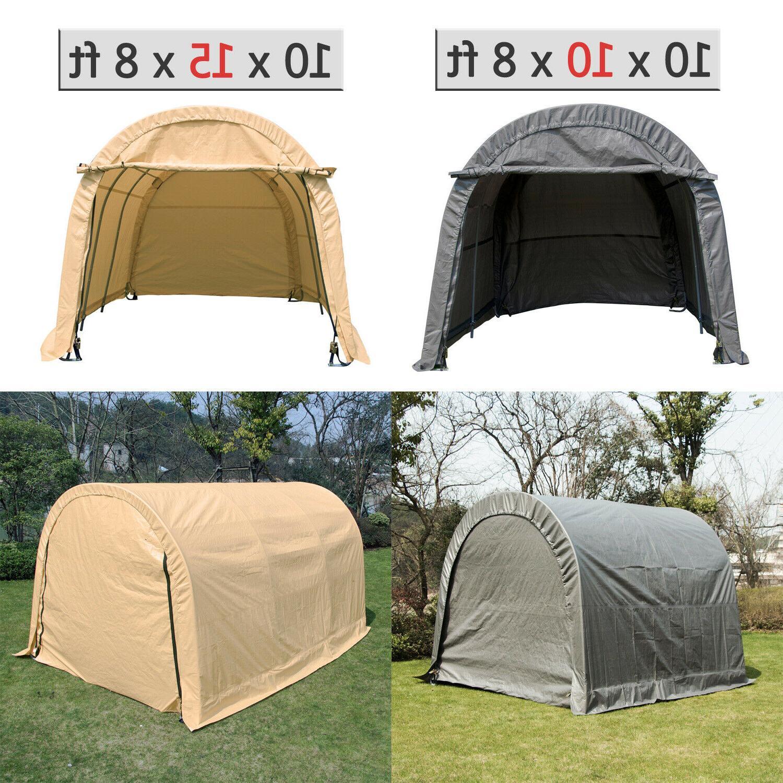Outdoor Canopy Carport Car Garage Cover