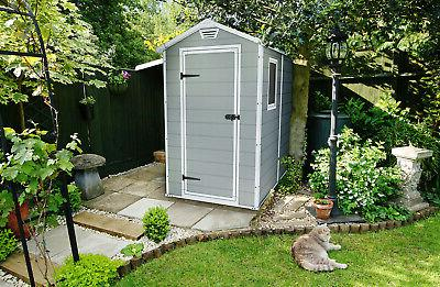 x Shed Weather Plastic Outdoor
