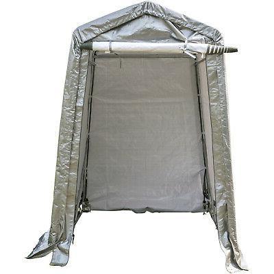 Portable Storage Garage Shelter, Storage