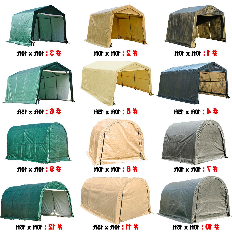 outdoor canopy carport tent car shelter garage