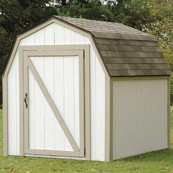 outdoor garden storage shed kit tools wooden