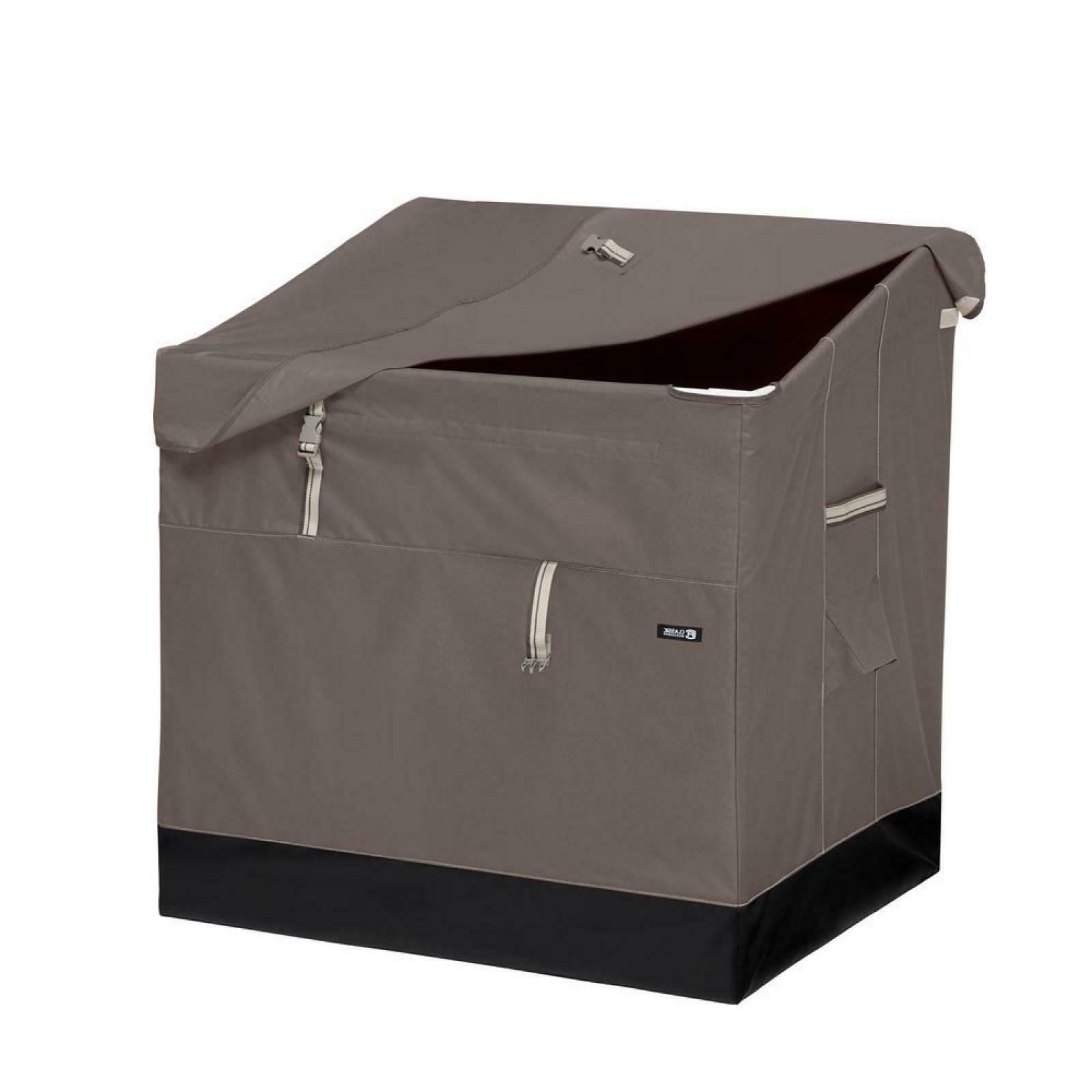 outdoor storage 85 gal deck box sheds