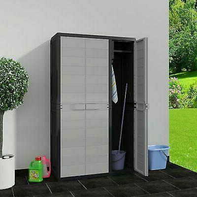 Plastic Horizontal Garden Garage