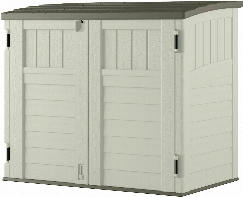 outdoor storage shed for frame easy set