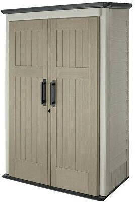 vertical sheds garage storage
