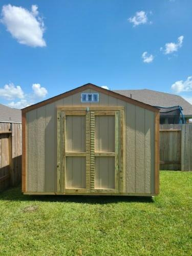 STORAGE BUILDING,~NEW~ 10x8 GABLE, Shed,