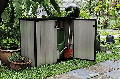 Storage Shed Keter 4.6 2.5 Foot Garden Organizer