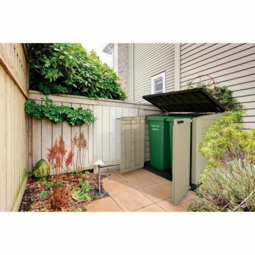 Deck Shed Keter Patio