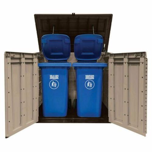 Storage Resin Box Deck Patio Garden
