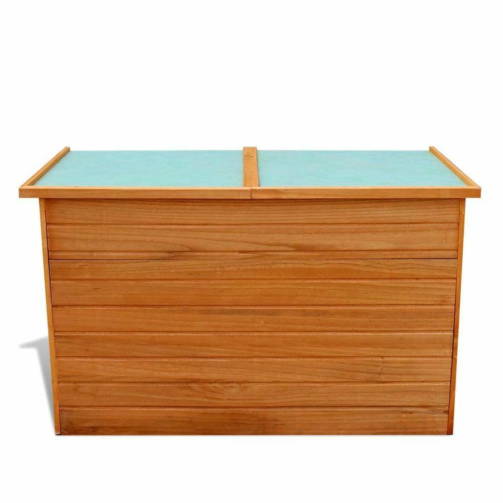 Wood Garden Garage Deck Cabinet new