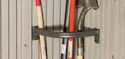 Lifetime Outdoor Storage Shed Accessories Tool Holder 60013