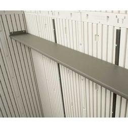 New Lifetime 0150 Shed Accessory 96 Full-Width Storage Shelf