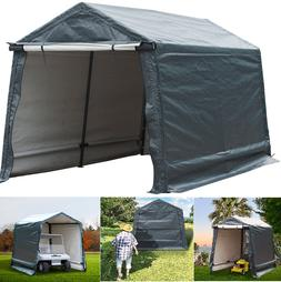 Outdoor Canopy Carport Tent Car Shelter Garage Storage Shed