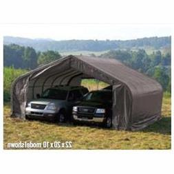 ShelterLogic 22' x 28' x 11' Peak Style Shelter