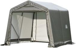 ShelterLogic Peak 10 Ft. W x 8 Ft. D Shelter