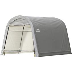 ShelterLogic Shed-in-a-Box RoundTop 70435 Expedition Tent -