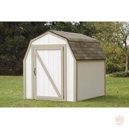 Shed Kit Outdoor Storage Garden Wood Backyard Utility Tool L