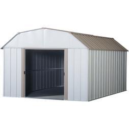 Arrow Sheds 10 x 14 ft Lexington Steel Storage Outdoor Garde