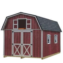 Best Barns Woodville Wood Shed